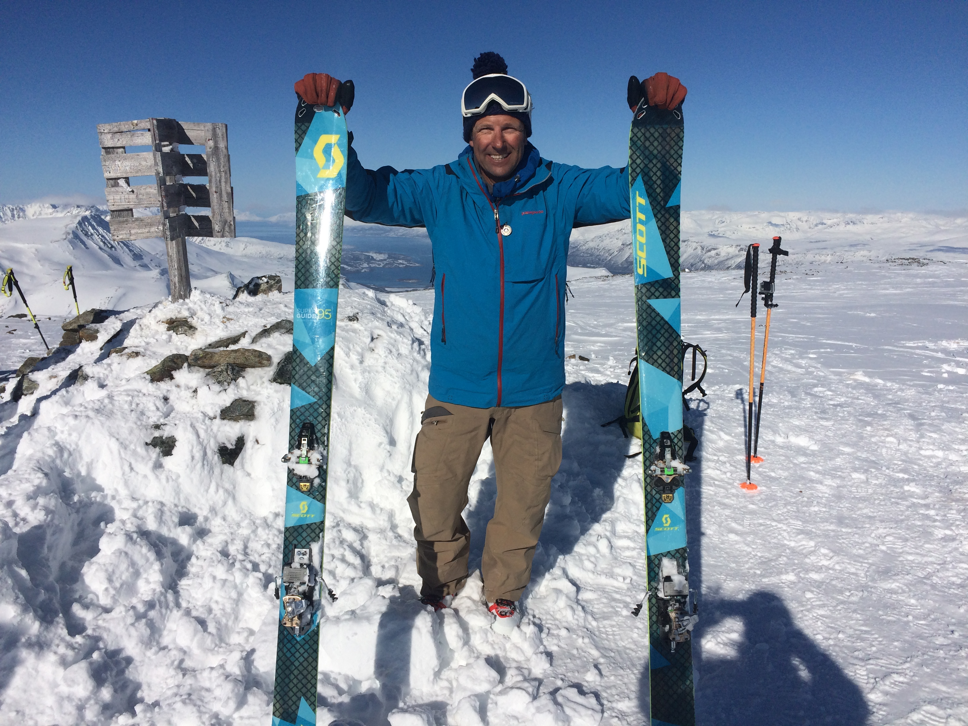 scott freeride ski