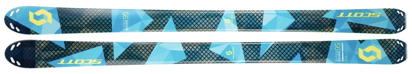 Picture of Scott Superguide skis